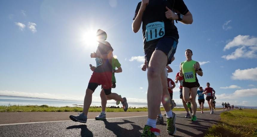 maraton bieganie randki facet umawia się z lesbijką