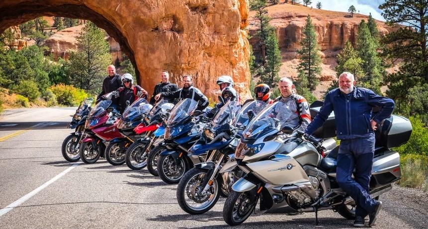 Randki na motocyklach