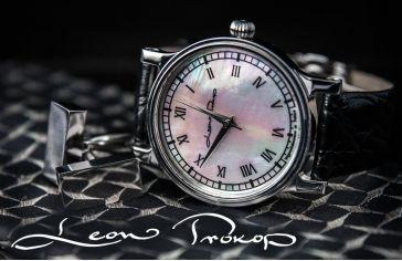 0e45d567ef10d1 Apolonia Pearl – zegarek polskiej firmy Leon Prokop | Zegarki