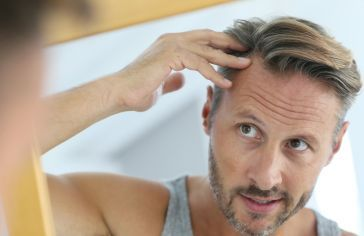Fryzury Z Przerzedzających Się Włosów Dobry Wygląd