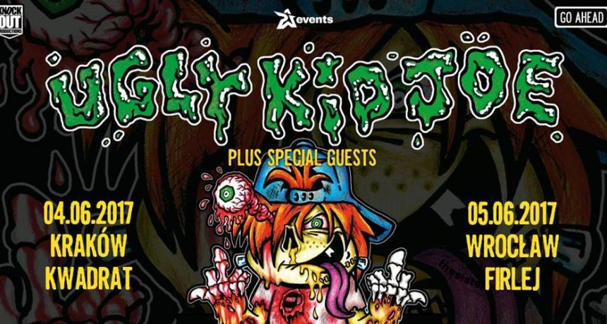Co, gdzie, kiedy? Koncert: Ugly Kid Joe