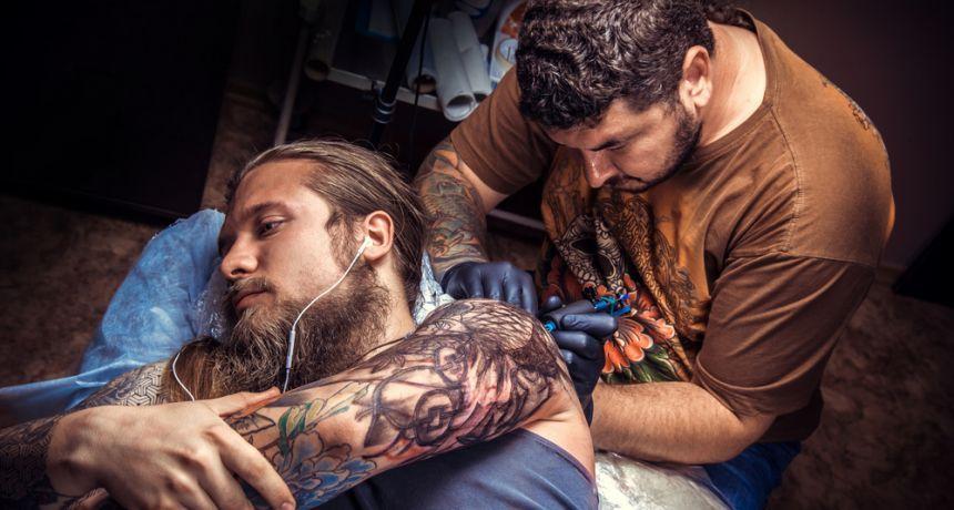 Tatuaże Dlaczego To Sobie Robimy Wolne Myśli