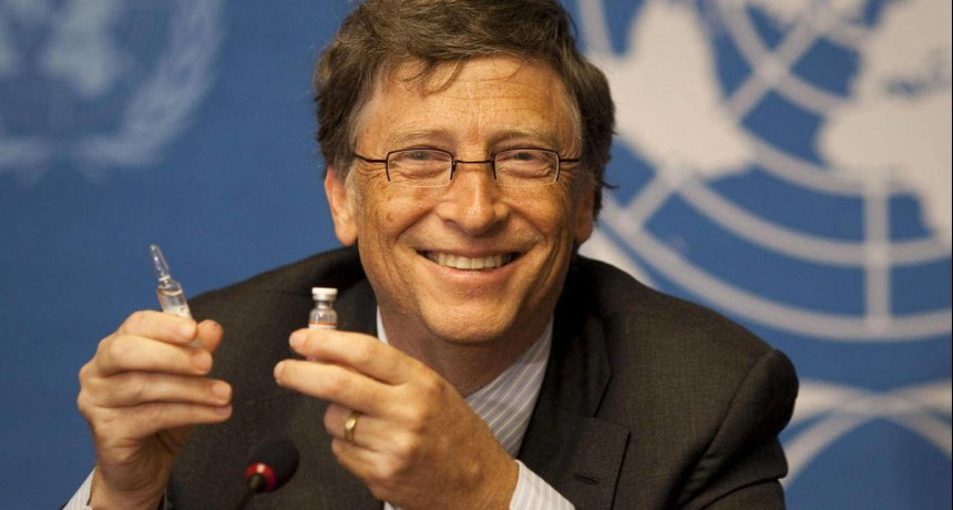 Bill Gates filantrop