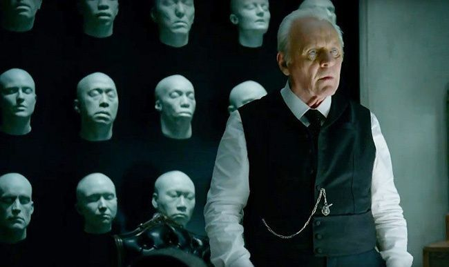 Westworld Anthony Hopkins