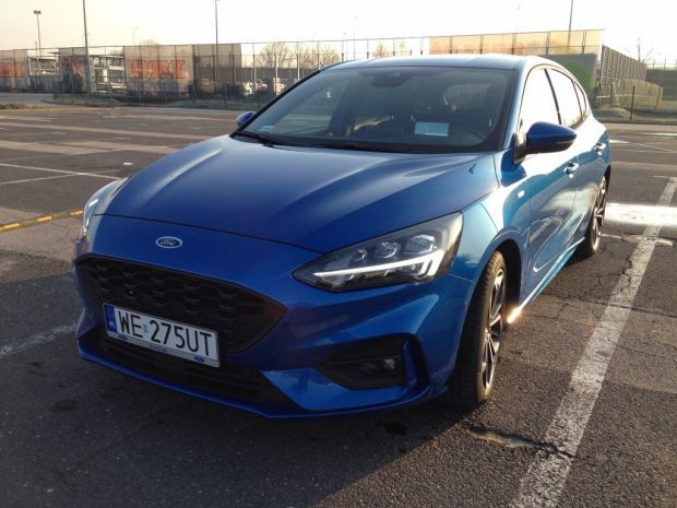 Ford Focus 1,5 EcoBoost AT8 ST-Line