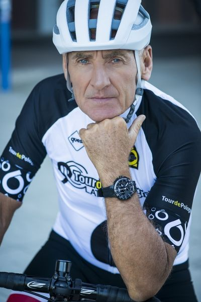 Czesław Lang, organizator wyścigu Tour de Pologne